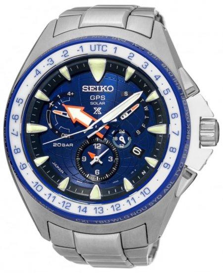 SSF001J1 - zegarek męski - duże 3