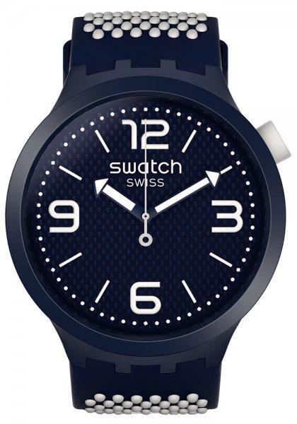 Zegarek męski Swatch big bold SO27N101 - duże 1