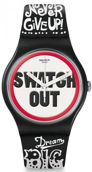 Zegarek Swatch SUOB160 - duże 1
