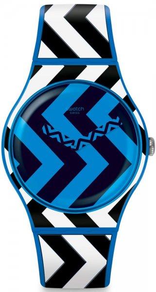 Zegarek damski Swatch originals SUOS111 - duże 1