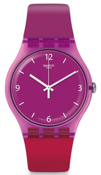 Zegarek damski Swatch originals SUOV104 - duże 1