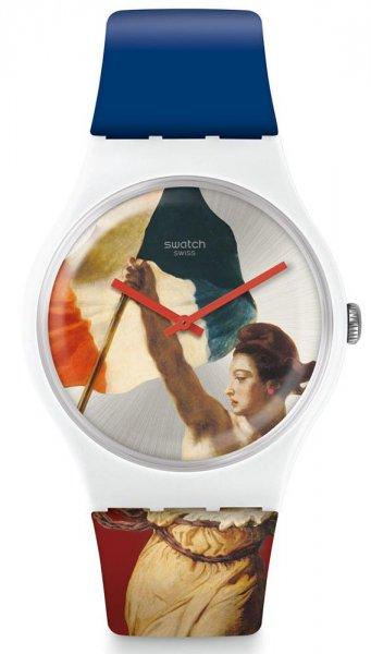 Zegarek Swatch SUOZ316 - duże 1