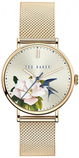Zegarek damski Ted Baker bransoleta BKPPFF903 - duże 1
