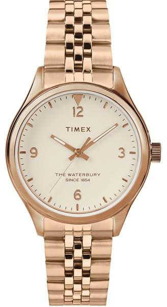 Timex TW2T36500 Waterbury The Waterbury