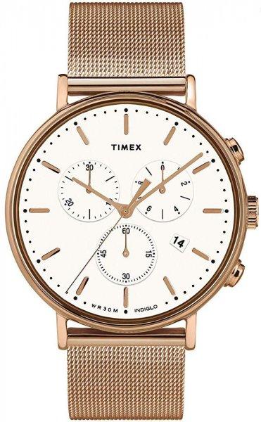 Zegarek Timex TW2T37200 - duże 1