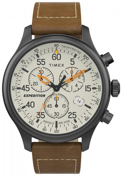 Zegarek Timex TW2T73100 - duże 1