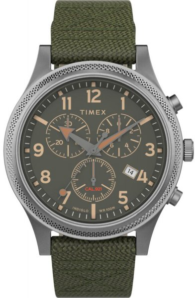 Zegarek Timex TW2T75800 - duże 1