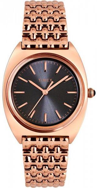 Zegarek damski Timex milano TW2T90500 - duże 3