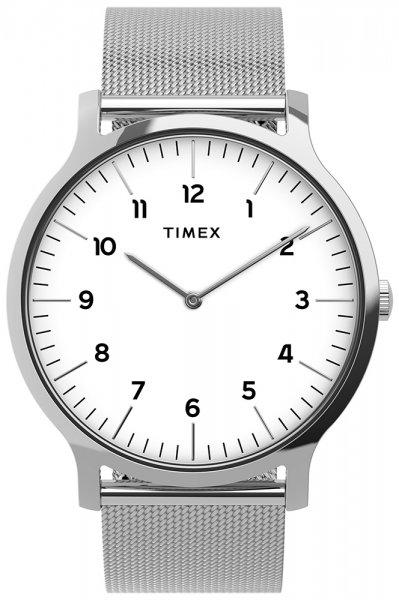 Zegarek męski Timex norway TW2T95400 - duże 1