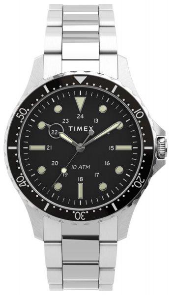 Zegarek Timex TW2U10800 - duże 1