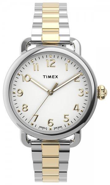 Zegarek Timex TW2U13800 - duże 1