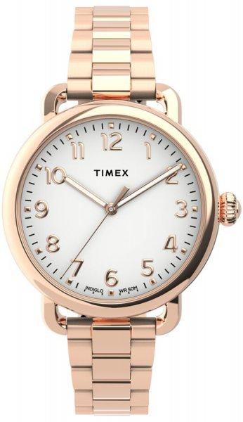 Zegarek Timex TW2U14000 - duże 1