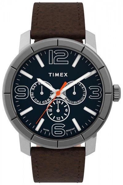 Zegarek męski Timex mod 44 TW2U15300 - duże 1