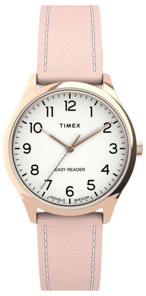 Zegarek damski Timex easy reader TW2U22000 - duże 3