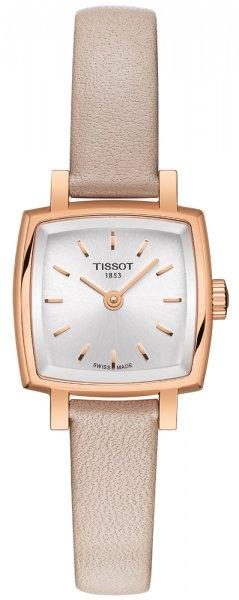 Zegarek Tissot LOVELY SQUARE - damski  - duże 3