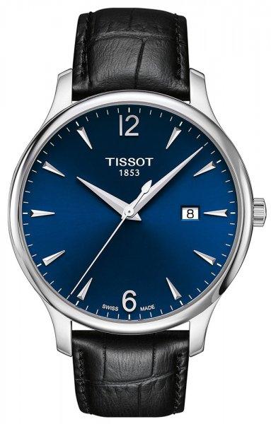 Zegarek Tissot T063.610.16.047.00 - duże 1