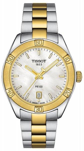 Zegarek Tissot T101.910.22.111.00 - duże 1