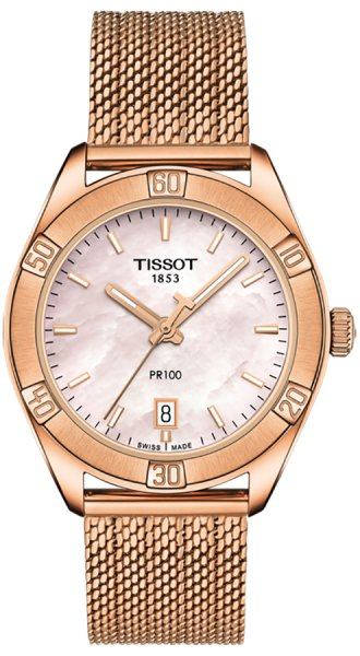 Zegarek Tissot T101.910.33.151.00 - duże 1