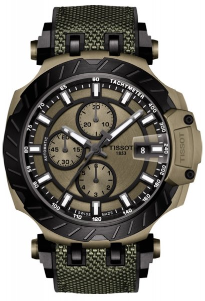 Zegarek Tissot T115.427.37.091.00 - duże 1