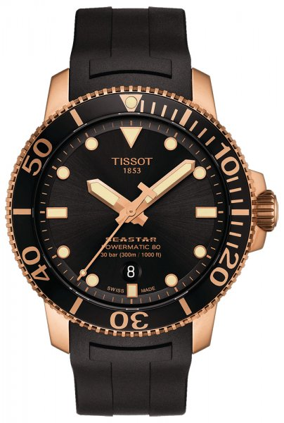 Tissot T120.407.37.051.01 Seastar 1000 SEASTAR 1000 POWERMATIC 80