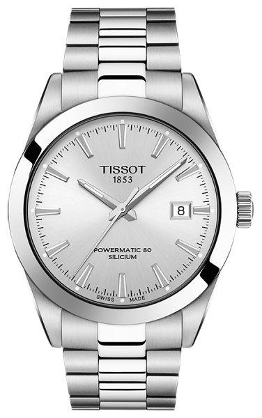 Tissot T127.407.11.031.00 Gentleman GENTLEMAN POWERMATIC 80 SILICIUM