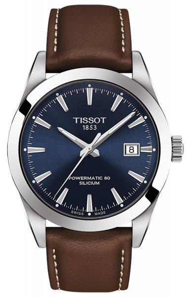 Tissot T127.407.16.041.00 Gentleman GENTLEMAN POWERMATIC 80 SILICIUM