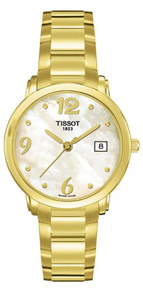 Tissot T73.3.147.72 T-Gold SCULPTURE