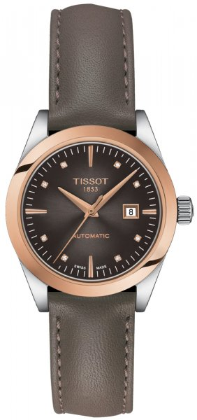 Tissot T930.007.46.296.00 T-My TISSOT T-MY LADY AUTOMATIC 18K GOLD