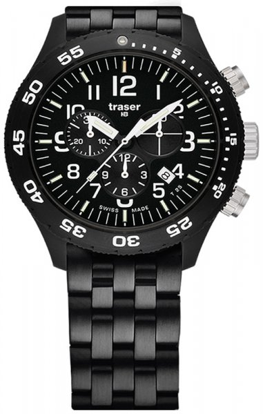 Traser TS-103349 P67 Officer Pro P67 Officer Pro Chronograph