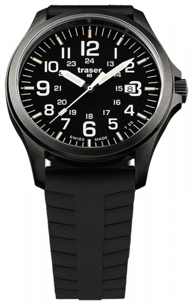 Zegarek męski Traser p67 officer pro TS-107103 - duże 1