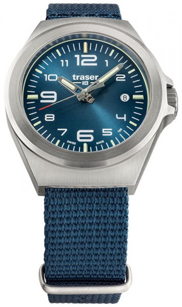 Traser TS-108210 P59 Classic P59 Essential S Blue