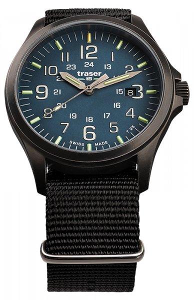Zegarek męski Traser p67 officer pro TS-108632 - duże 1