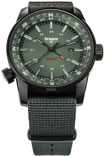 Zegarek Traser TS-109035 - duże 1