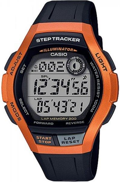 Zegarek Casio WS-2000H-4AVEF - duże 1