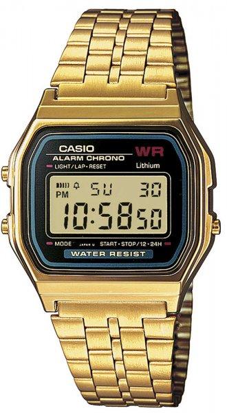 Zegarek Casio A159WGEA-1EF - duże 1