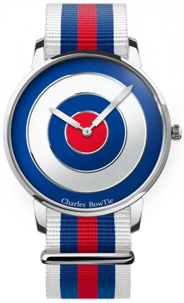 Charles BowTie DOLSA.N.B Roundel Collection DOVER