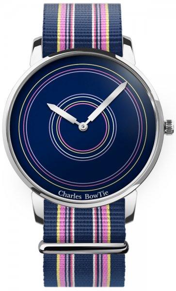 Zegarek Charles BowTie WESTBURY - męski  - duże 3