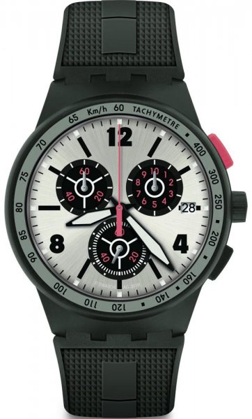 Zegarek męski Swatch originals chrono SUSG405 - duże 1
