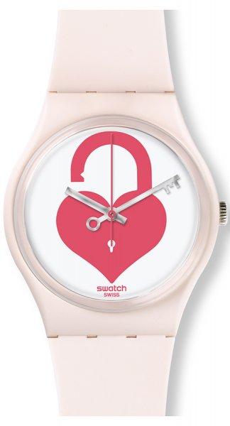 Zegarek damski Swatch originals GZ292-STD - duże 1