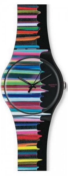 Swatch SUOZ118 Originals TIMEISNEVERTIMEENOUGH