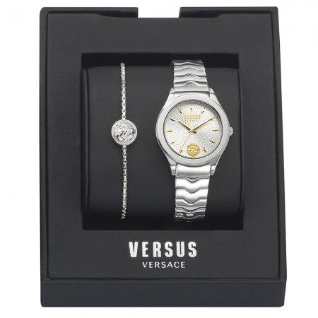 Zegarek damski Versus Versace damskie VSP563019 - duże 3