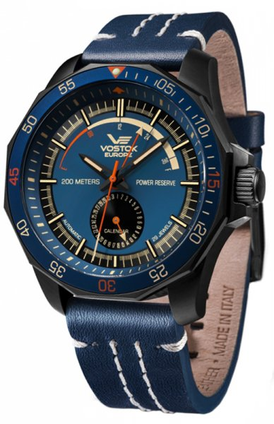 Zegarek Vostok Europe NE57-225C564 - duże 1