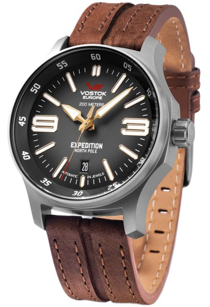 Vostok Europe NH35A-592A555 Expedition Expedition North Pole 1 Automatic