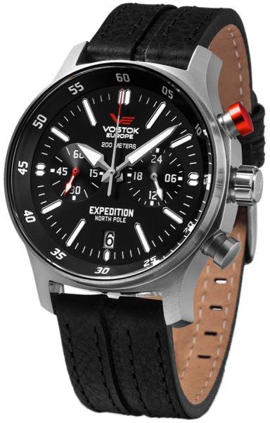Zegarek Vostok Europe VK64-592A559 - duże 1