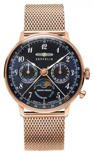 Zegarek Zeppelin 7039M-3 - duże 1
