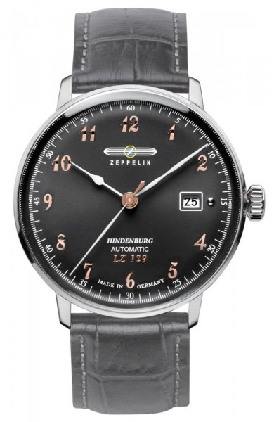 Zegarek Zeppelin  7066-2 - duże 1
