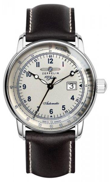 7654-4 - zegarek męski - duże 3
