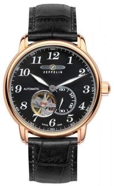 7668-2 - zegarek męski - duże 3
