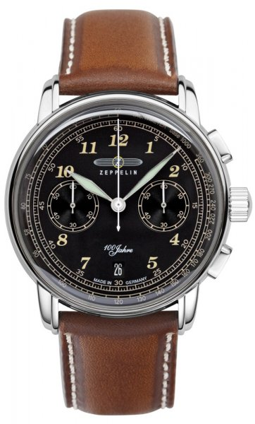 Zegarek Zeppelin 7674-3 - duże 1