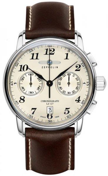 7678-5 - zegarek męski - duże 3